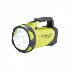 Lampe torche TRIO-550 jaune et grise