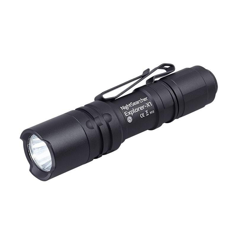 Lampe de poche EXPLORER X1