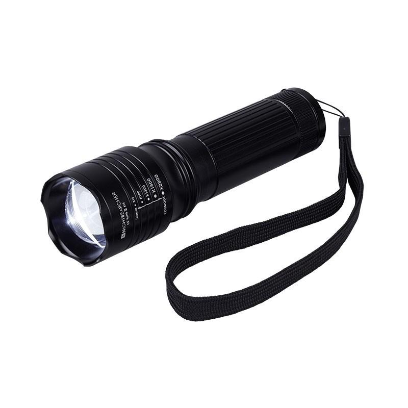 Lampe de poche ZOOM 480