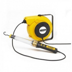Baladeuse fluo sur enrouleur 9001/328 230V ZECA
