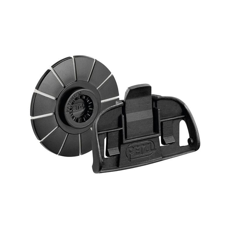 Kit de fixation casque KIT ADAPT pour lampe TACTIKKA PETZL