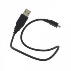 Câble rechargement USB pour lampes frontales LEDLENSER