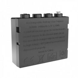 Batterie rechargeable Li-ion 3.7V/1400mAh pour lampes frontales LEDLENSER