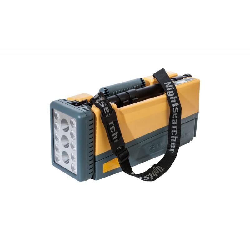 Projecteur LED rechargeable Solaris Pro